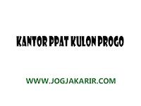 Loker Staff/Asisten Pejabat Pembuat Akta Tanah (PPAT) Kulon Progo