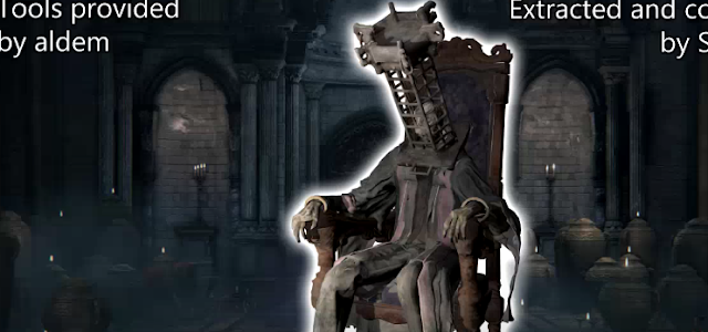 Se descubren referencias de Bloodborne a Demon's Souls