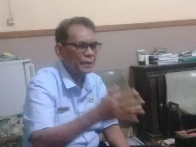 Direktur PDAM Bima, Khairuddin MT