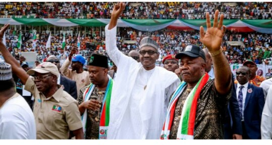 I Will Go Tough On Corruption In 2019, says Buhari