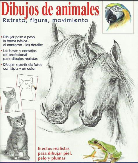 dibujo facil dibujos de animales pdf  Identi