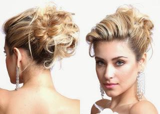 Como fazer penteados para o ano novo 2014