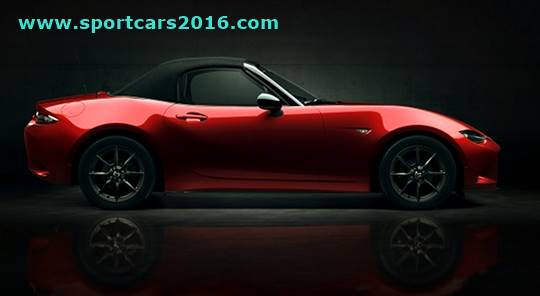 2017 Mazda Miata Release Date