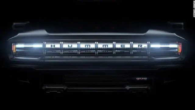 Hummer'dan 1.000 beygir gücünde Elektrikli Araç geliyor!