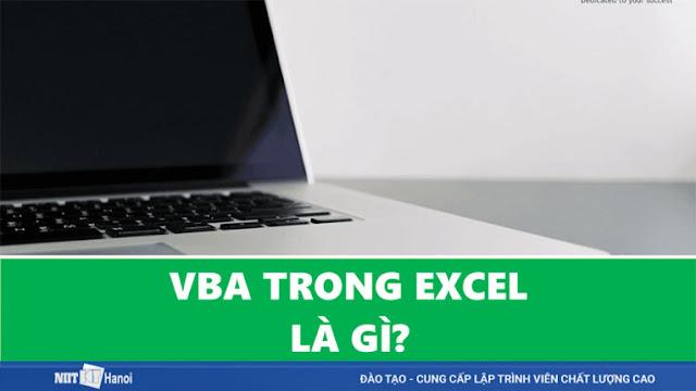 Khóa học VBA – Excel Thực hành Siêu tốc Level 1.