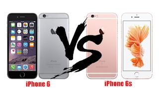 Perbedaan iPhone 6 Dan 6s, Mana Yang Lebih Tangguh