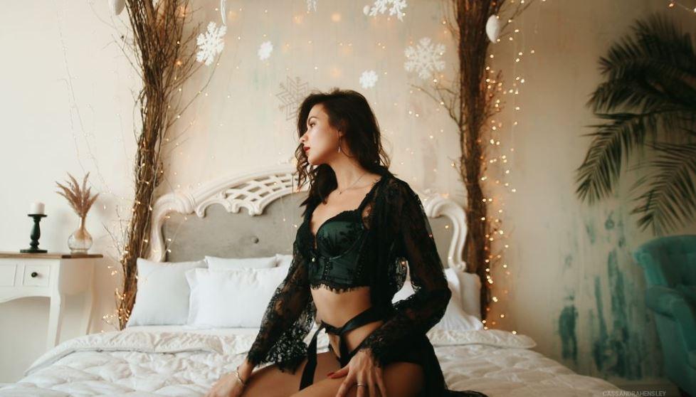 CassandraHensley Model GlamourCams