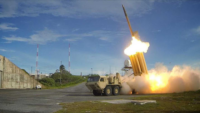 Kementerian Luar Negeri AS menyetujui penjualan rudal THAAD ke Arab Saudi senilai $ 15 miliar