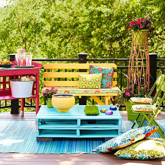 Do It Yourself Garden: Do-It-Yourself Outdoor Project Ideas