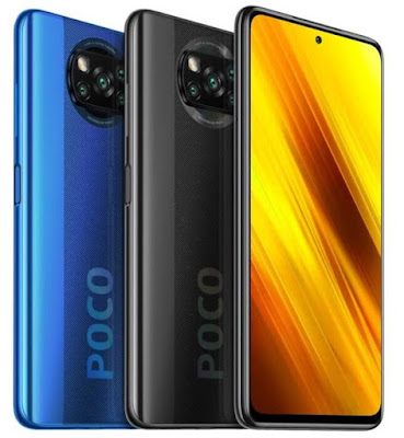 POCO X3 NFC Launched With 6.67inch FullHD+ 120Hz Display, Snapdragon 732G, 64MP Camera & More
