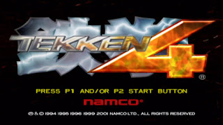 Tekken 4 PC Version Game