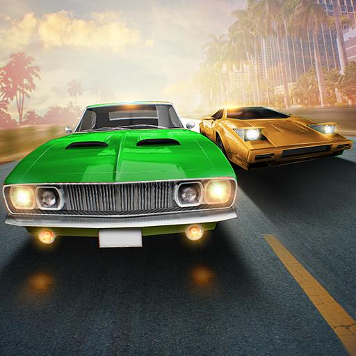 Racing Classics v1.02.3 Apk Mod [Combustível Infinito]