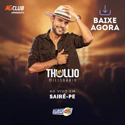 Thullio Milionário - Sairé - PE - Novembro - 2019