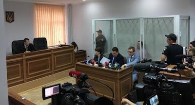 Главред strana.ua Гужва арестован