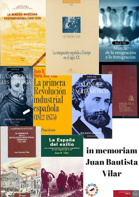In memoriam Juan Bautista Vilar