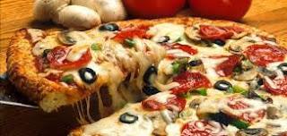 طريقة عمل البيتزا في البيت