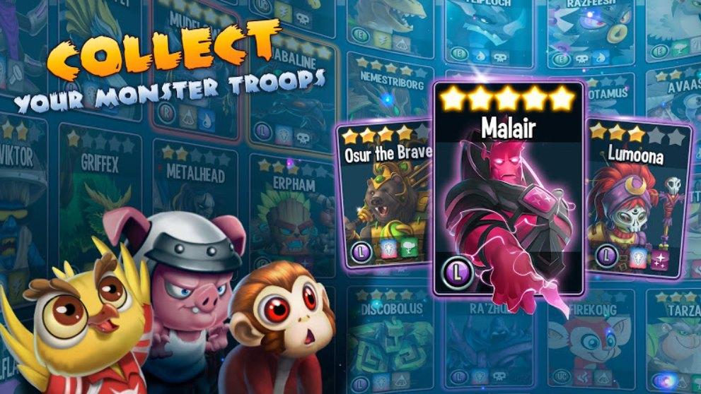 Download Monster Legends MOD APK 9.2.3 - Unlimited Gems