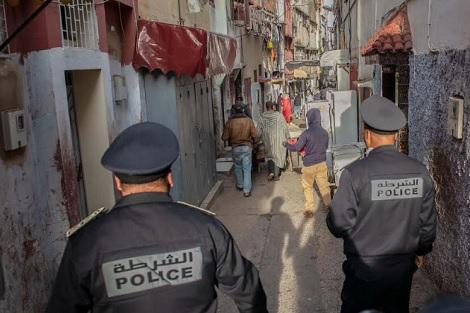 حقوقيون بزاوية الشيخ يطالبون بالتصدي للإجرام