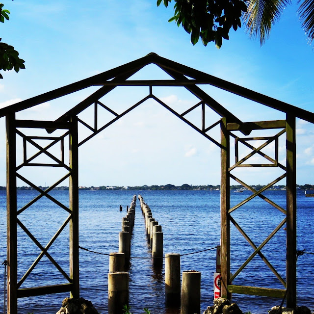 Views of Florida's Gulf Coast from the Edison and Ford Winter Estates in Ft. Myers