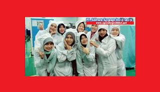 Informasi Loker PT Sanwa Screen Indonesia Posisi Operator Produksi