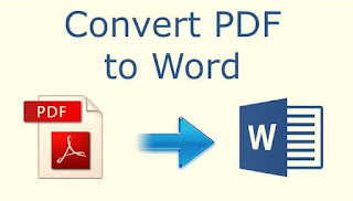PDF to Word conversion tutorial using 100% free and safe software (Microsoft Word 2016)