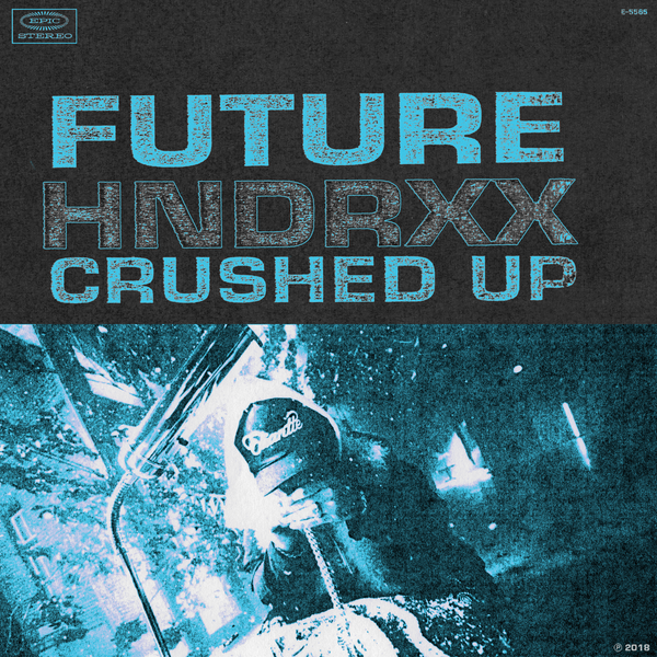 future crushed up cover