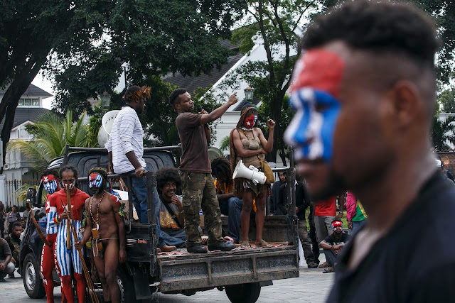 Apakah Papua Merdeka Ditentukan Oleh PBB, Eropa, Indonesia atau Melanesia?