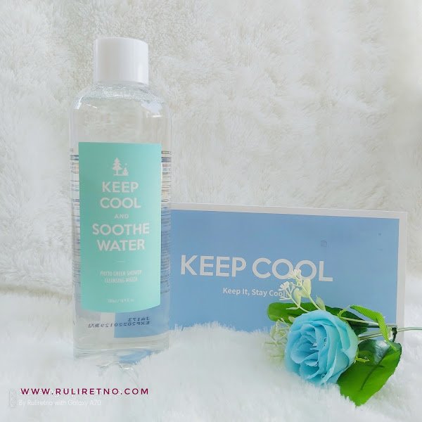 Review Soothe Phyto Green Shower Cleansing water untuk kulit Normal to Dry