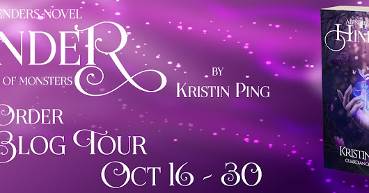 Pre- Order Blitz Hinder by Kristin Ping