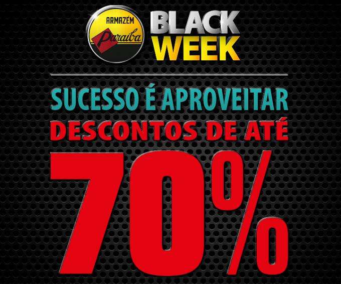 ATENÇÃO! Black Friday Prorrogadano Armazém  Paraíba