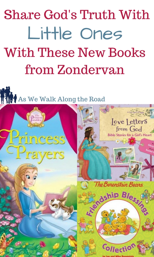 Review of Zondervan Books for Kids