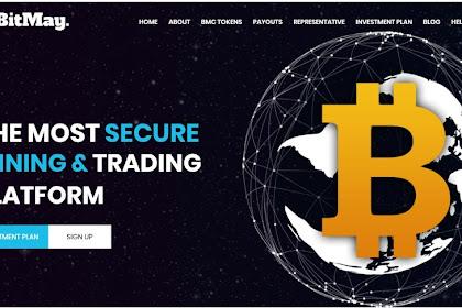 Dollar Gratis $2.22 Dari Bitmay.io Untuk Modal Mining Bitcoin