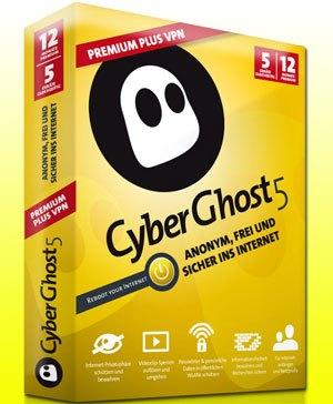 Download CyberGhost VPN Premium 6.5.1 Full Version