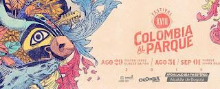 POZ XVIII Festival COLOMBIA AL PARQUE   201