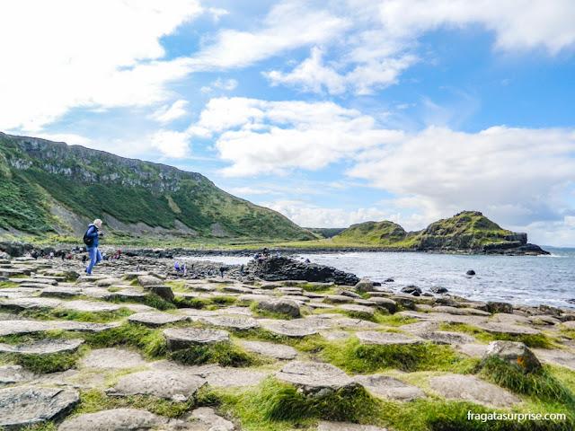 Calçada do Gigante (Giant's Causeway), Irlanda do Norte