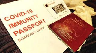 """agadirpress  شركات التكنولوجيا تتسابق لإطلاق مبادرات حول """"جواز سفر"""" خاص بلقاح كورونا  جريدة أكادير بريس"""