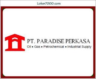Lowongan Kerja PT Paradise Perkasa Cilegon Banten Posisi Operator Produksi