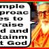 S06, Simple Approaches to Praise and Attainment God. --सदगुर महर्षि मेंहीं