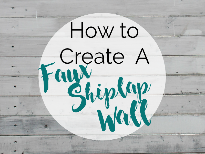 The Shiplap Wall Hack that can save you Thousands!