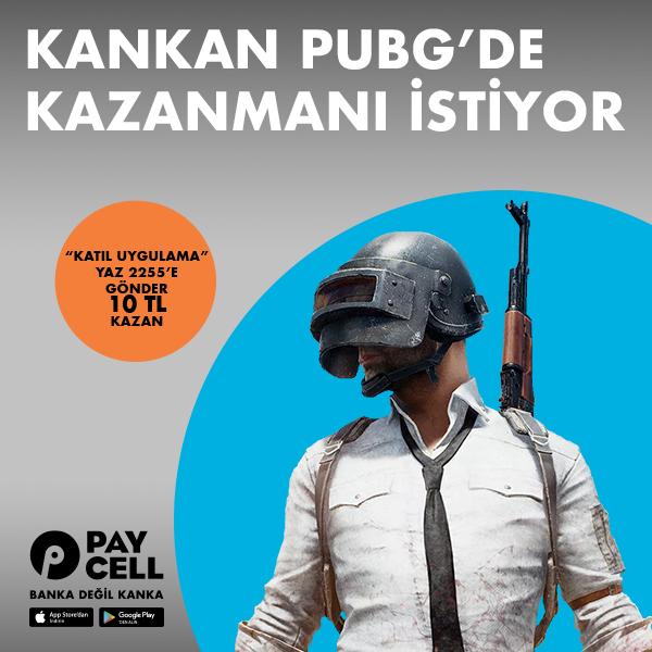 PUBG Mobile Bedava UC Kazanma