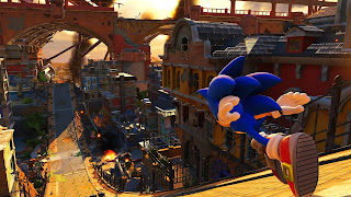 Sonic Forces Xbox One Wallpaper
