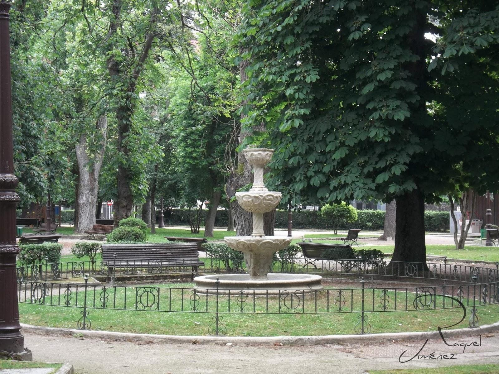 Parque Rosalía Lugo