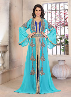 , Handmade Moroccan Kaftans for Weddings Occasions