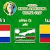 مشاهدة مباراة كولمبيا وباراجواي بث مباشر بتاريخ 23-06-2019 كوبا أمريكا 2019
