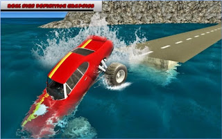 Game Grand Monster Truck Stunts Apk