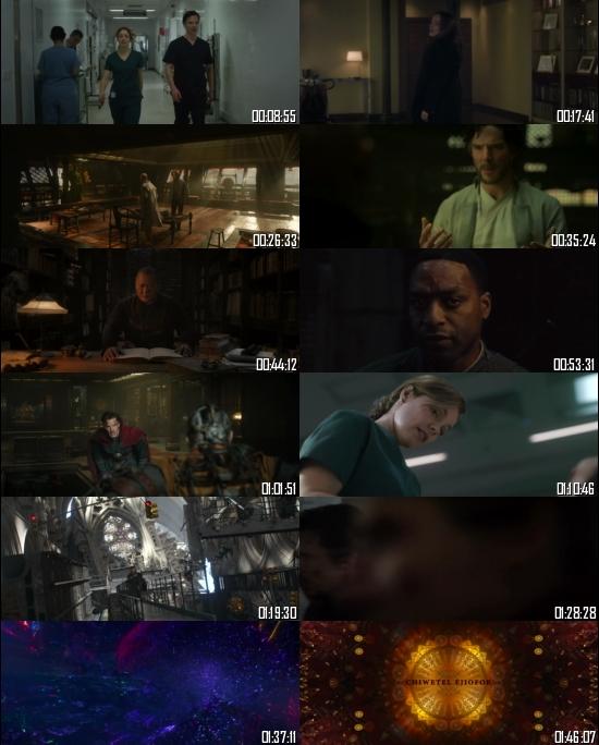 Doctor Strange 2016 BRRip 720p 480p Dual Audio Hindi English Full Movie Download