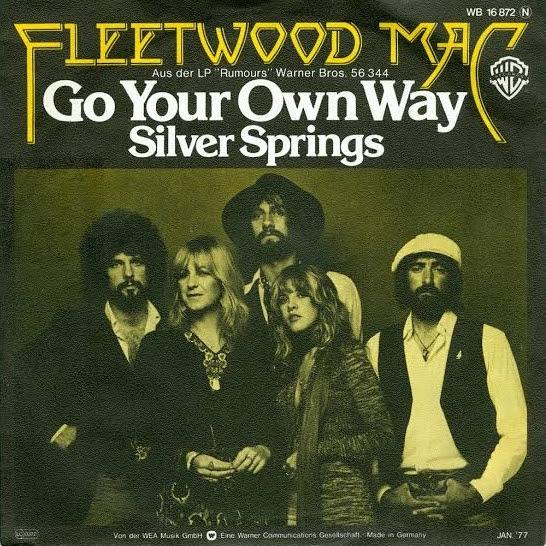 Go Your Own Way, Hit Milik Fleetwood Mac
