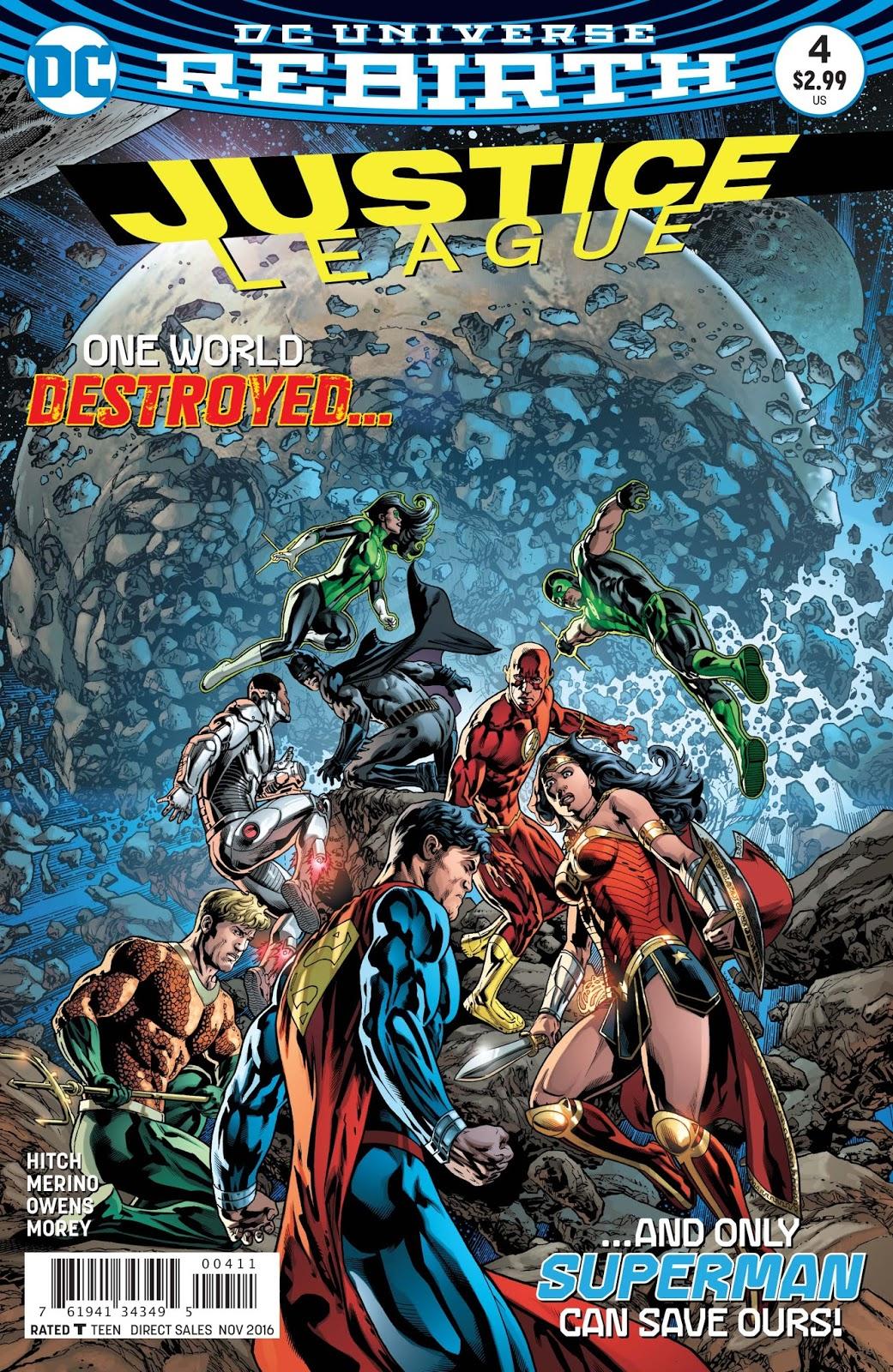 justice league review - photo #28