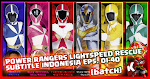 Power Rangers Lightspeed Rescue Subtitle Indonesia [Batch] Eps. 01-40