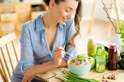 Cara Diet Alami untuk Menurunkan Badan